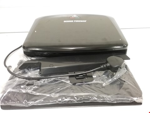 Lot 3104 GEORGE FOREMAN 5 PORTION FAMILY GRILL