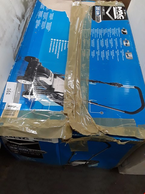 Lot 50 BOXED MAC ALLISTER 1200W MLMP1200 CORDED ROTARY LAWNMOWER RRP £50