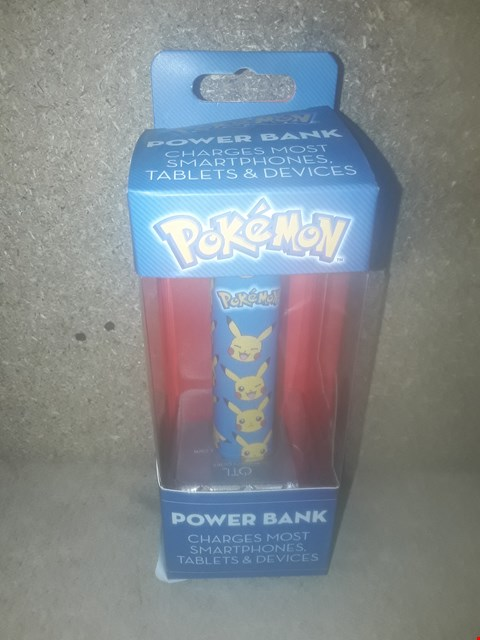 Lot 400 BOXED BRAND NEW POKEMON POWER BANK