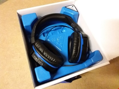 Lot 863 TURTLE BEACH STEALTH 700 HEADSET FOR PS4