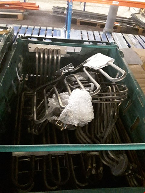 Lot 9012 BOX CONTAINING TEN NEW FRYER ELEMENTS