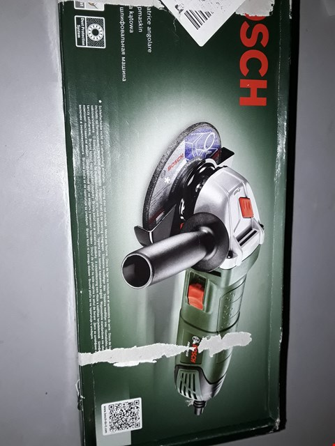 Lot 8322 BOSCH PWS-700-115 ANGLE GRINDER