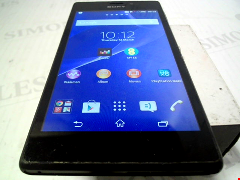 Lot 6087 SONY XPERIA M2 ANDROID SMARTPHONE