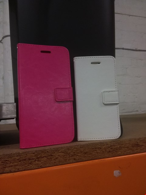 Lot 363 A BOX OF ASSORTED PHONE CASES