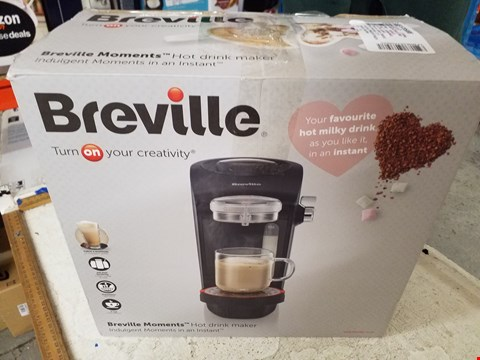 Lot 8391 BREVILLE MOMENTS HOT DRINK MAKER