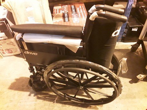 Lot 5122 DRIVE MEDICAL WHEELCHAIR