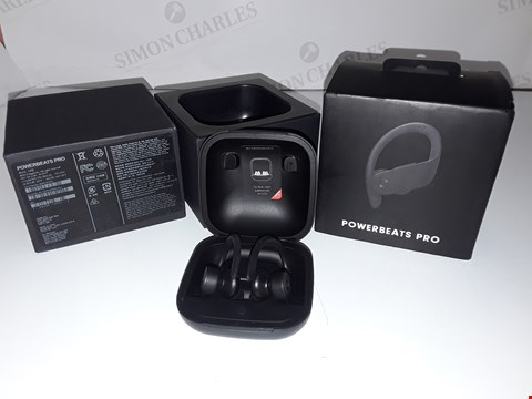 Lot 5355 POWERBEATS PRO WIRELESS EARPHONES