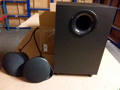 Lot 943 LOGITECH G560 PC GAMING ULTRA SURROUND SOUND SPEAKERS