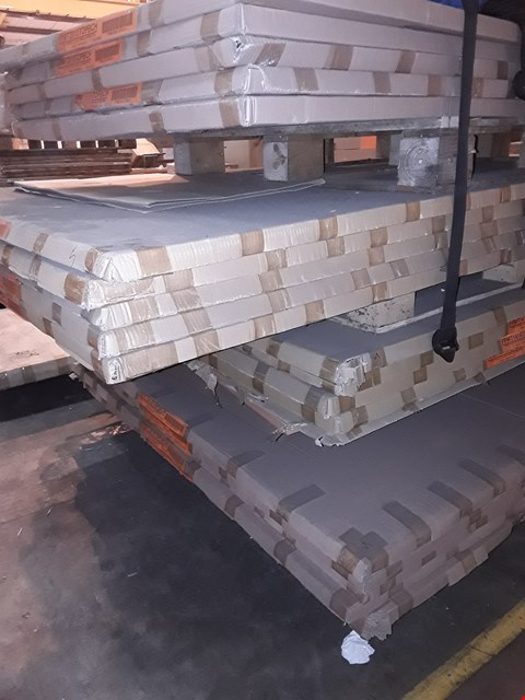 Lot 12120 PALLET OF ASSORTED BOXED OFFICE MERTING TABLE TOPS,