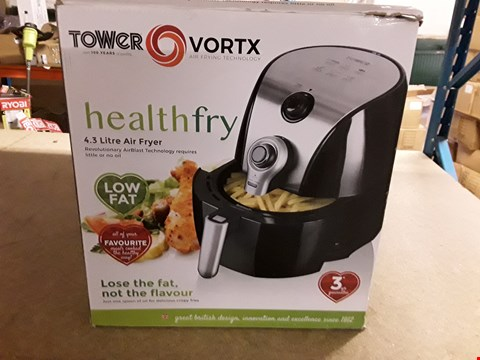 Lot 833 TOWER 4.3 LITRE AIR FRYER