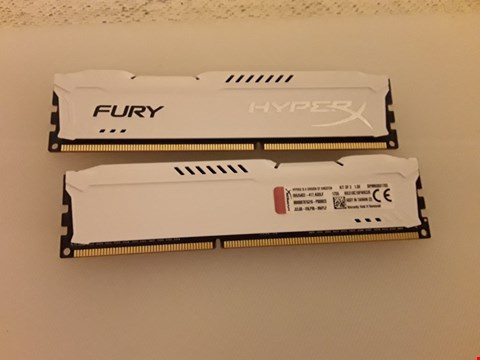 Lot 4292 HYPERX 8GB MEMORY KIT