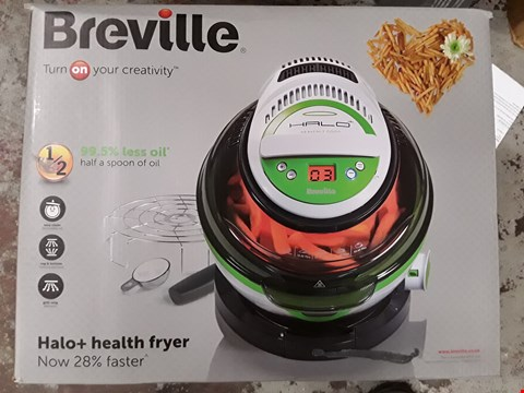 Lot 331 BREVILLE VDF105 HALO+ HEALTH FRYER