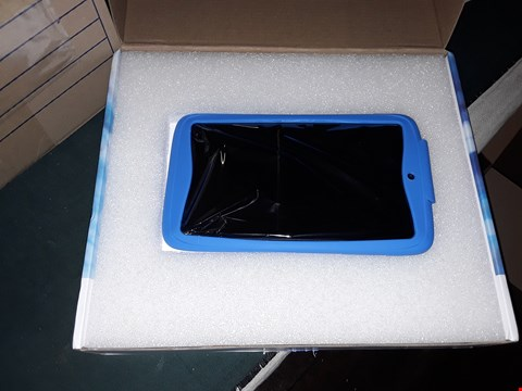 Lot 1016 KURIO 7 INCH KURIO CONNECT ANDROID TABLET - BLUE RRP £124