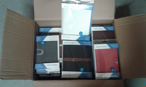 Lot 11519 BOX OF APPROXIMATELY 50 PROTECTIVE TABLET CASES