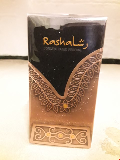 Lot 11042 BOXED RASASI RASHALÜ CONCENTRATED PERFUME 12ML