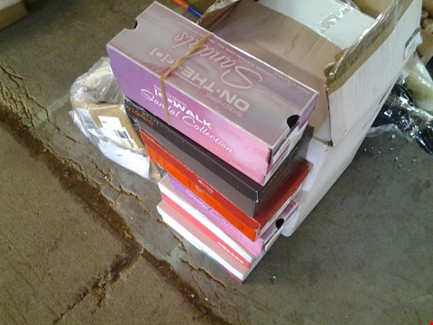Lot 2401 THREE BOXES OF SHOES