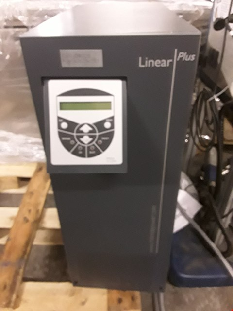 Lot 30 LINEAR PLUS 6KVA 'POWERS UP' STANDBY POWER SCOURCE