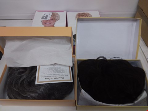 Lot 523 LOT OF 4 ASSORTED WIGS