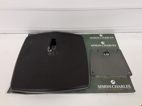 Lot 9369 SANUS WIRELESS SPEAKER STAND PARTS FOR SONOS PLAY 5 RRP £129.99