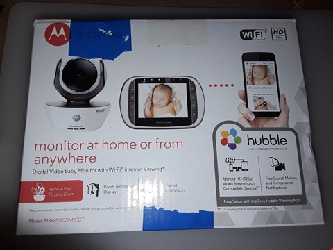 Lot 238 MOTOROLA DIGITAL VIDEO BABY MONITOR