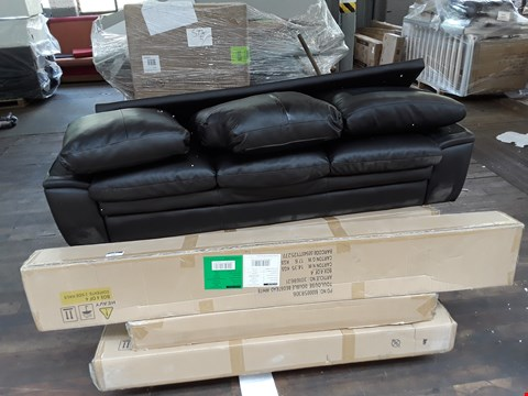 Lot 395 PALLET OF ASSORTED FLAT PACK FURNITURE PARTS