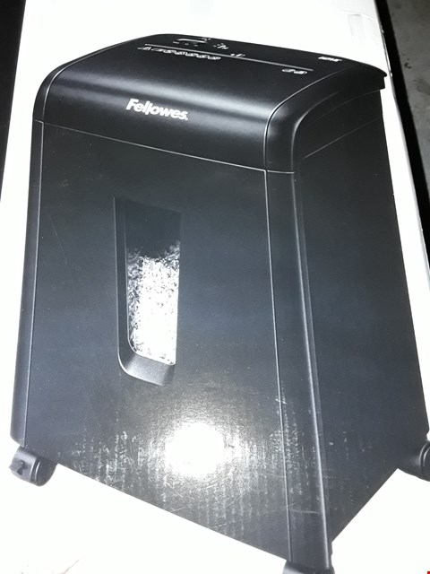 Lot 1098 FELLOWES POWERSHRED 62MC SHREDDER