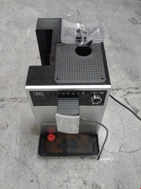 Lot 8309 MELITTA CAFFEO COFFEE INTELLIGENCE COFFEE MACHINE