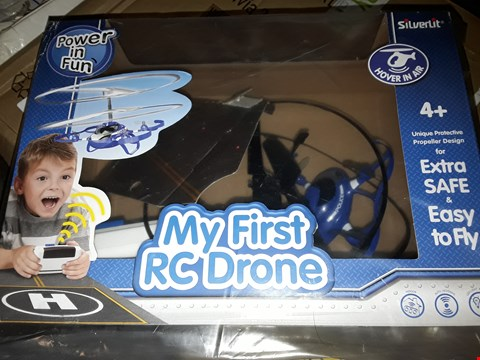 Lot 2277 MY FIRST RC DRONE RRP £44.99