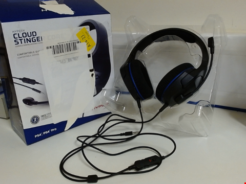 Lot 15304 HYPERX CLOUD STINGER CORE CONSOLE GAMING HEADSET