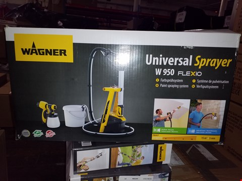 Lot 249 BOXED WAGNER UNIVERSAL SPRAYER W 950