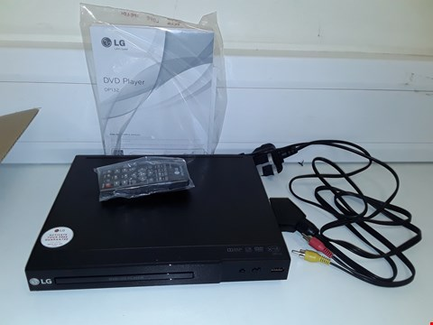 Lot 31 LG DP132 DVD PLAYER