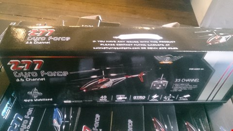Lot 1033 BOXED GYROFORCE 3.5 CHANNEL COPTER