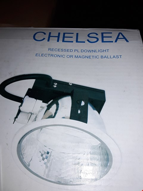 Lot 1422 BOXED CHELSEA PECESSED DOWNLIGHT