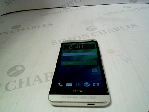 Lot 677 HTC ONE 32GB ANDROID SMARTPHONE