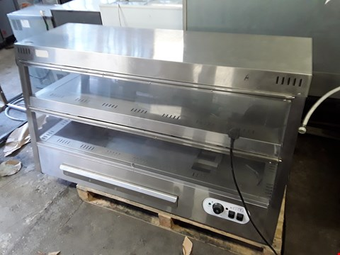 Lot 9066 MODENA COOKING EQUIPMENT 2-SHELF WARMING/COOKING UNIT