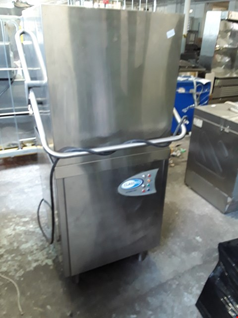 Lot 13570 COMMERCIAL STAINLESS STEEL CLASS EQ HYDRO 857 DISHWASHER