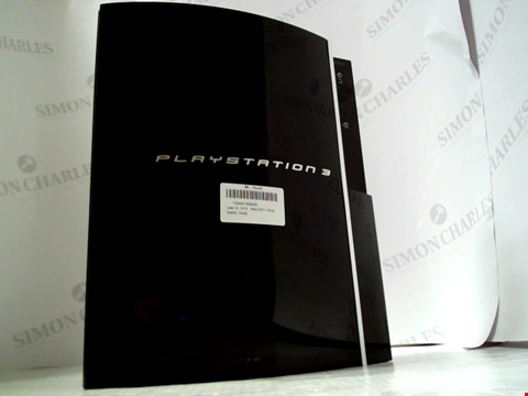 Lot 5223 SONY PLAYSTATION 3 SHELL