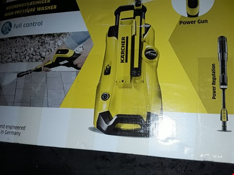 Lot 12546 KARCHER K4 COMPACT PRESSURE WASHER