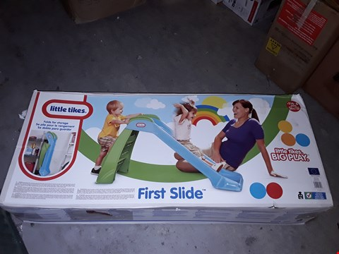 Lot 2149 GRADE 1 LITTLE TIKES MY FIRST SLIDE RRP £45.00