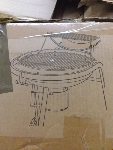 Lot 3002 BOXED ROCKWELL CHARCOAL KETTLE BARBECUE RRP £85