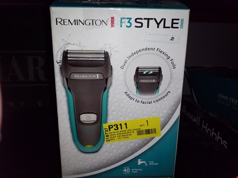Lot 30 BOXED REMINGTON F3 STYLE SHAVER