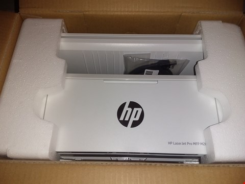 Lot 1729 HP LASERJET PRO M28W MULTI-FUNCTION PRINTER, WHITE