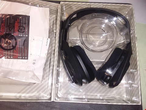 Lot 5158 ASTRO A50 WIRELESS HEADPHONES AND BASE STATION FOR XBOX ONE