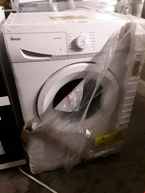 Lot 10037 SWAN SW1580W WHITE 6KG WASHING MACHINE RRP £269.99