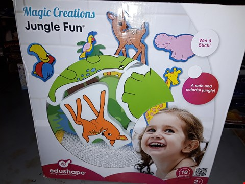 Lot 634 MAGIC CREATIONS ) JUNGLE FUN