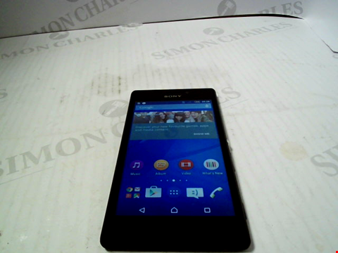 Lot 5271 SONY XPERIA M2 ANDROID SMARTPHONE