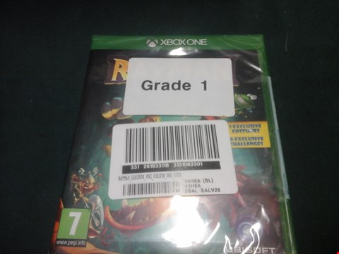 Lot 1097 GRADE 1 XBOX ONE RAYMAN LEGEND GAME