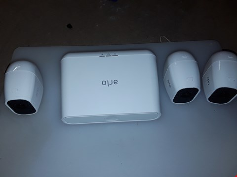 Lot 217 NETGEAR ARLO PRO 2 SECURITY SYSTEM