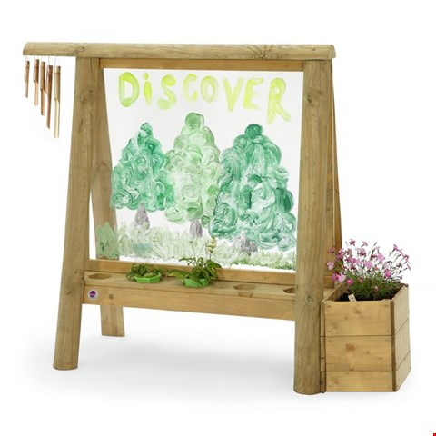Lot 3008 PLUM DISCOVERY EASEL
