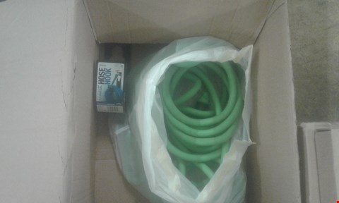 Lot 4013 25M MAGIC HOSE WITH NOZZLE AND FITTINGS